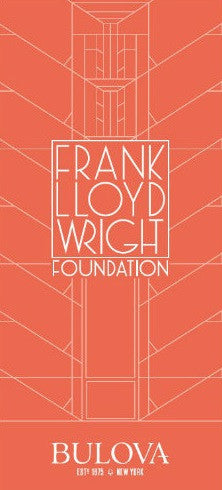 2016/2017 Frank Lloyd Wright Catalog