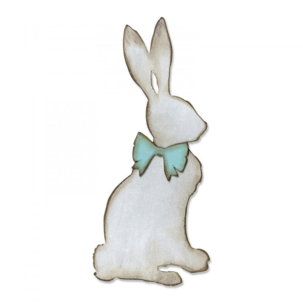 New! Sizzix Tim Holtz Bigz Die - Cottontail