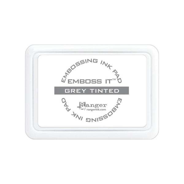 New! Ranger EMBOSS IT Embossing Ink Pad - Grey