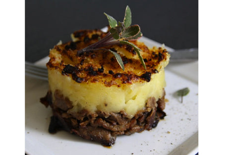 Shepherd Pie with Duck Confit