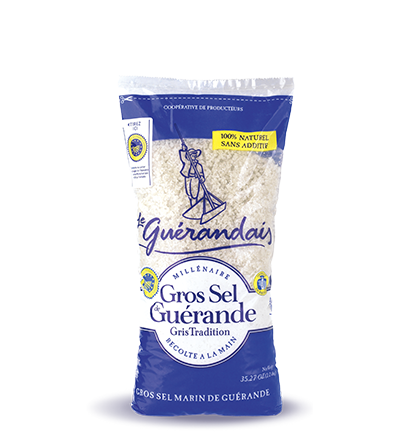 Coarse Grey Salt 1kg