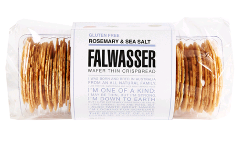 Falwasser - Sea Salt & Rosemary 120g