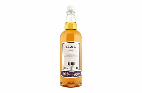French Brandy Liquor 1L 40% Special Price