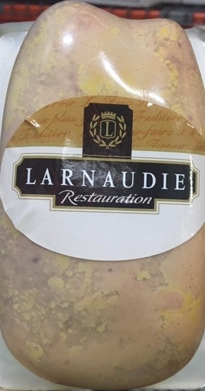 Foie Gras Lobe 430g - Larnaudie - ***PICK UP ONLY