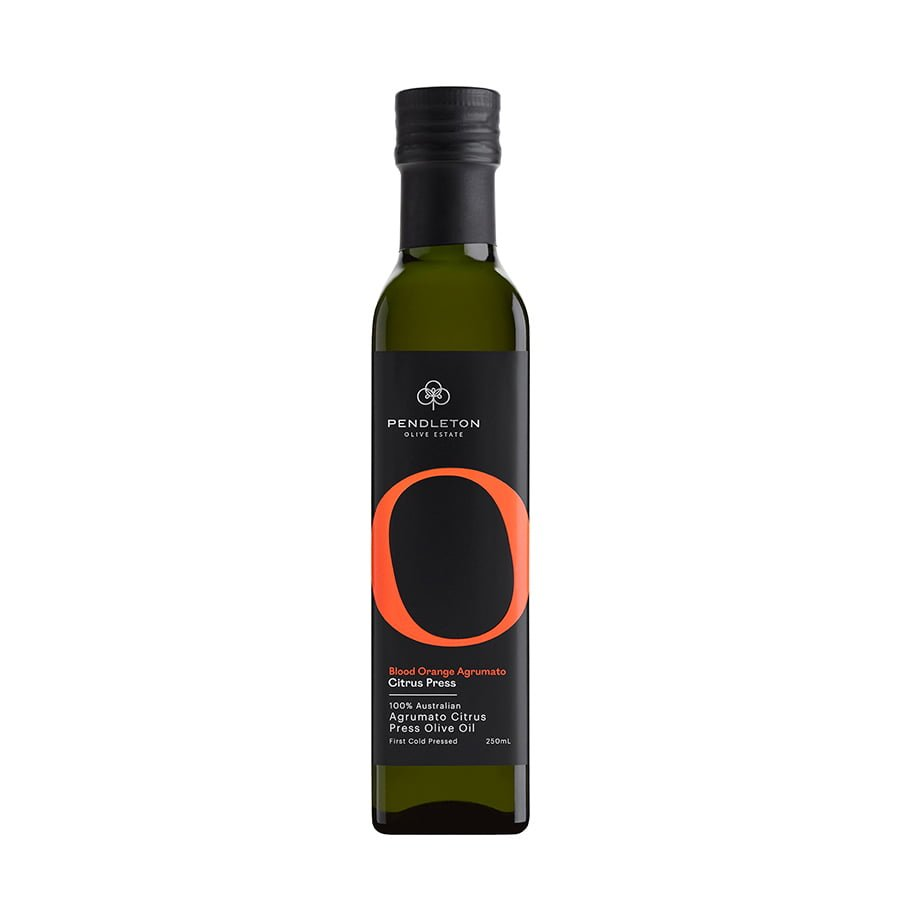 PENDLETON ESTATE  Citrus Press – Blood Orange Agrumato Olive Oil 250 ml