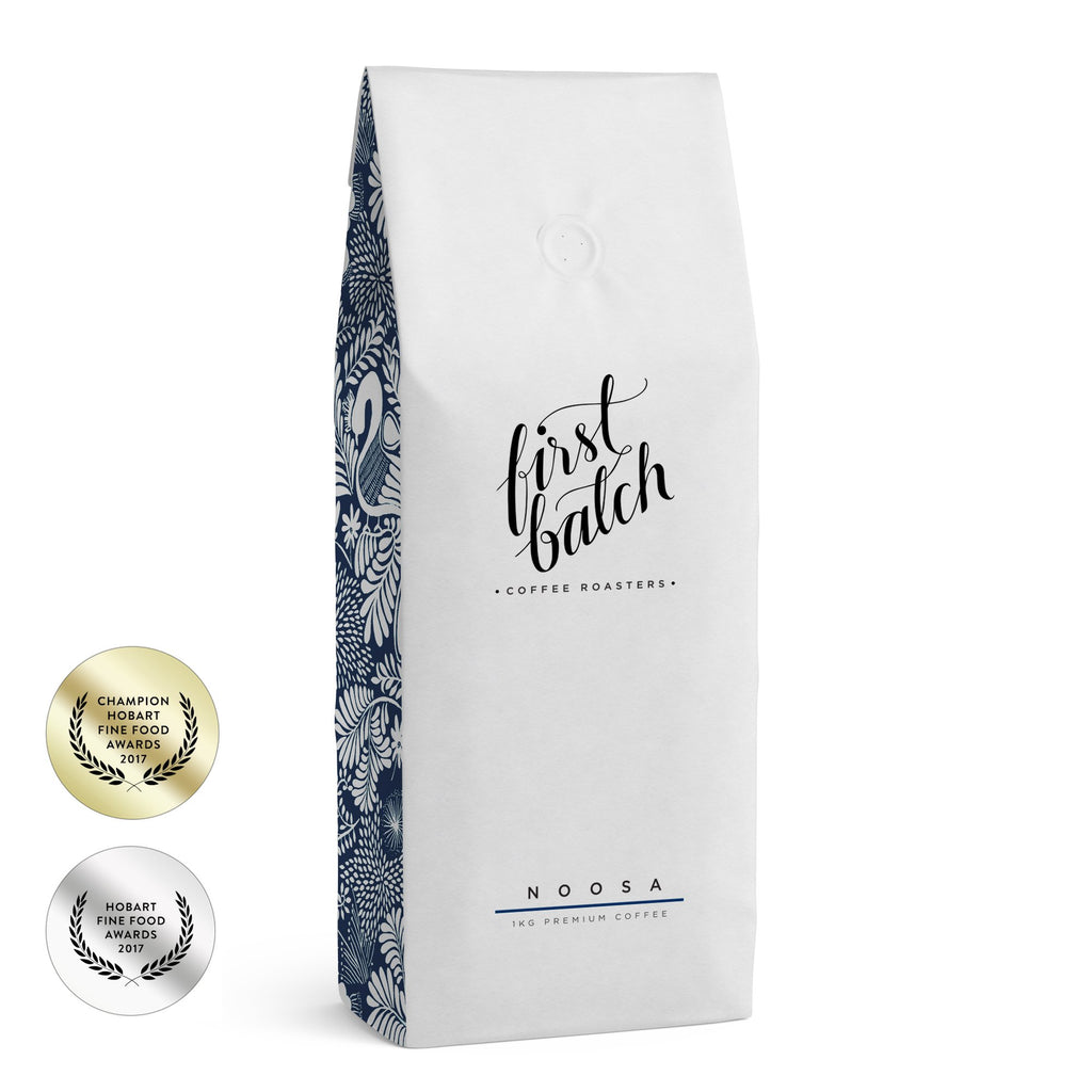First Batch Coffee Whole Bean - Noosa Blend 250g