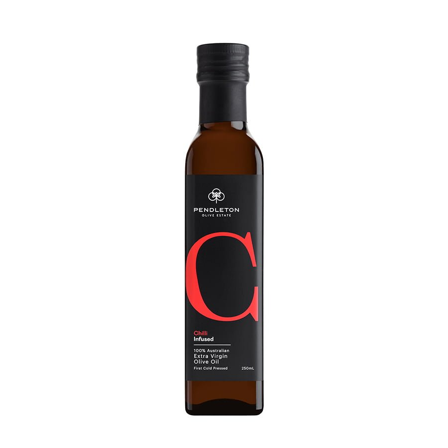 PENDLETON ESTATE Extra Virgin Olive Oil Infused - Chilli 250ml