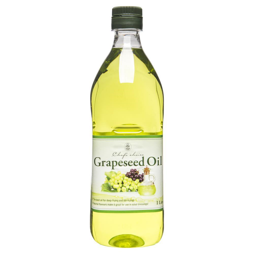 Grape Seed Oil 1L