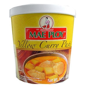 Mae Ploy Yellow Curry Paste 400g