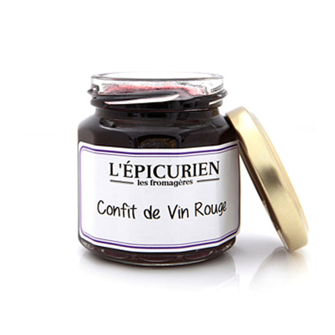 Red Wine Confit, cheese jam - Epicurien 125g