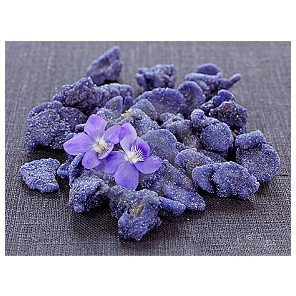 Crystallised Whole Violets 1kg