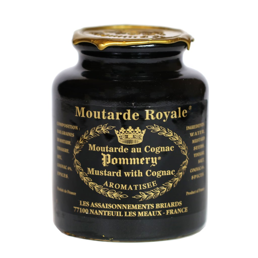 Pommery Royale Mustard with Cognac 250g