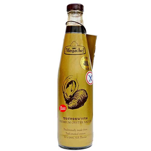 Megachef Oyster Sauce