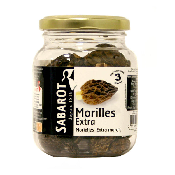 Morels Mushrooms 30g - Sabarot