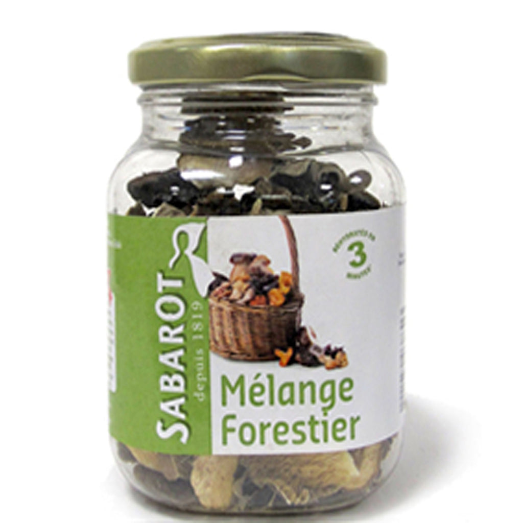 Mix Mushrooms, french mushrooms 40g - Sabarot
