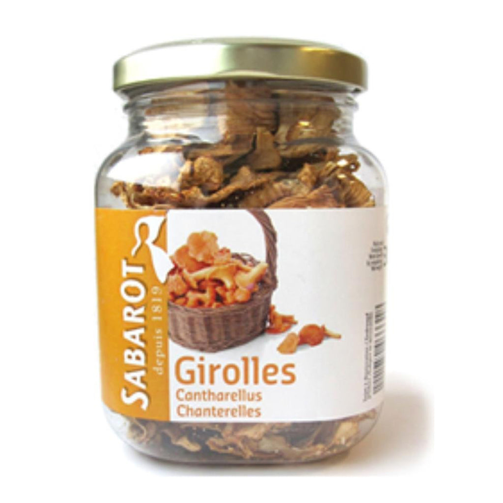 "Yellow Chanterelles Mushrooms  ""Girolles"" 30g Sabarot"