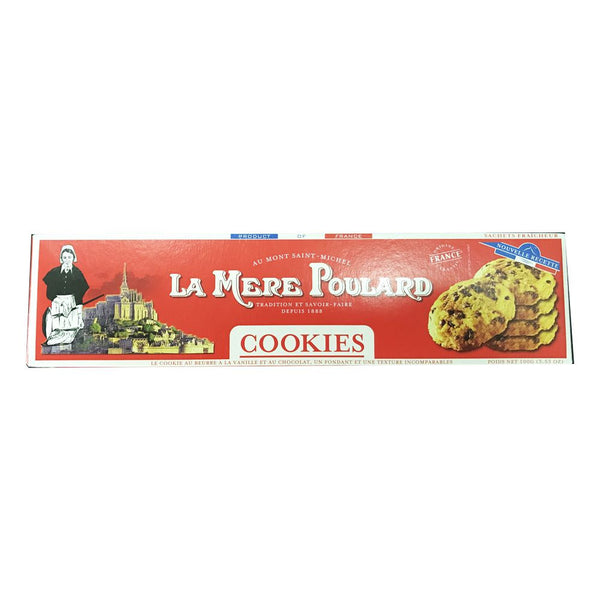 Traditional Cookies La Mere Poulard 100g - Cookies a l'Ancienne