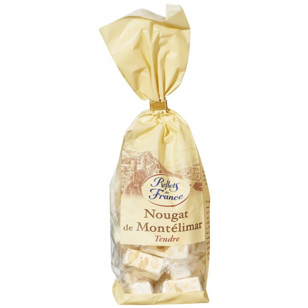 Nougat de Montelimar Individually Wrapped 200g - Reflets de France