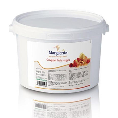 Red Fruit Croquant 4kg Marguerite
