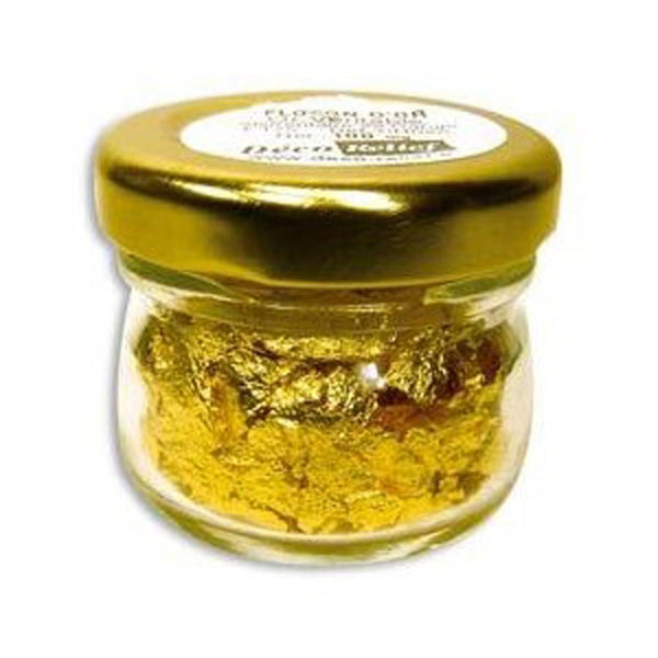 Gold Flakes 22K 0.10g