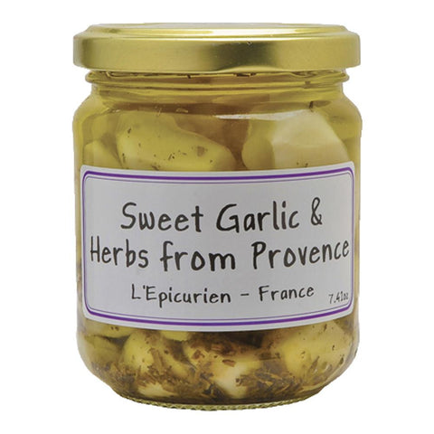 Sweet Garlic and Herbs De Provence 210g Epicurien