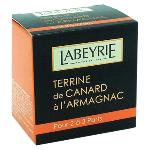 Labeyrie Duck Terrine with Armagnac 65g - Terrine de Canard a l'Armagnac