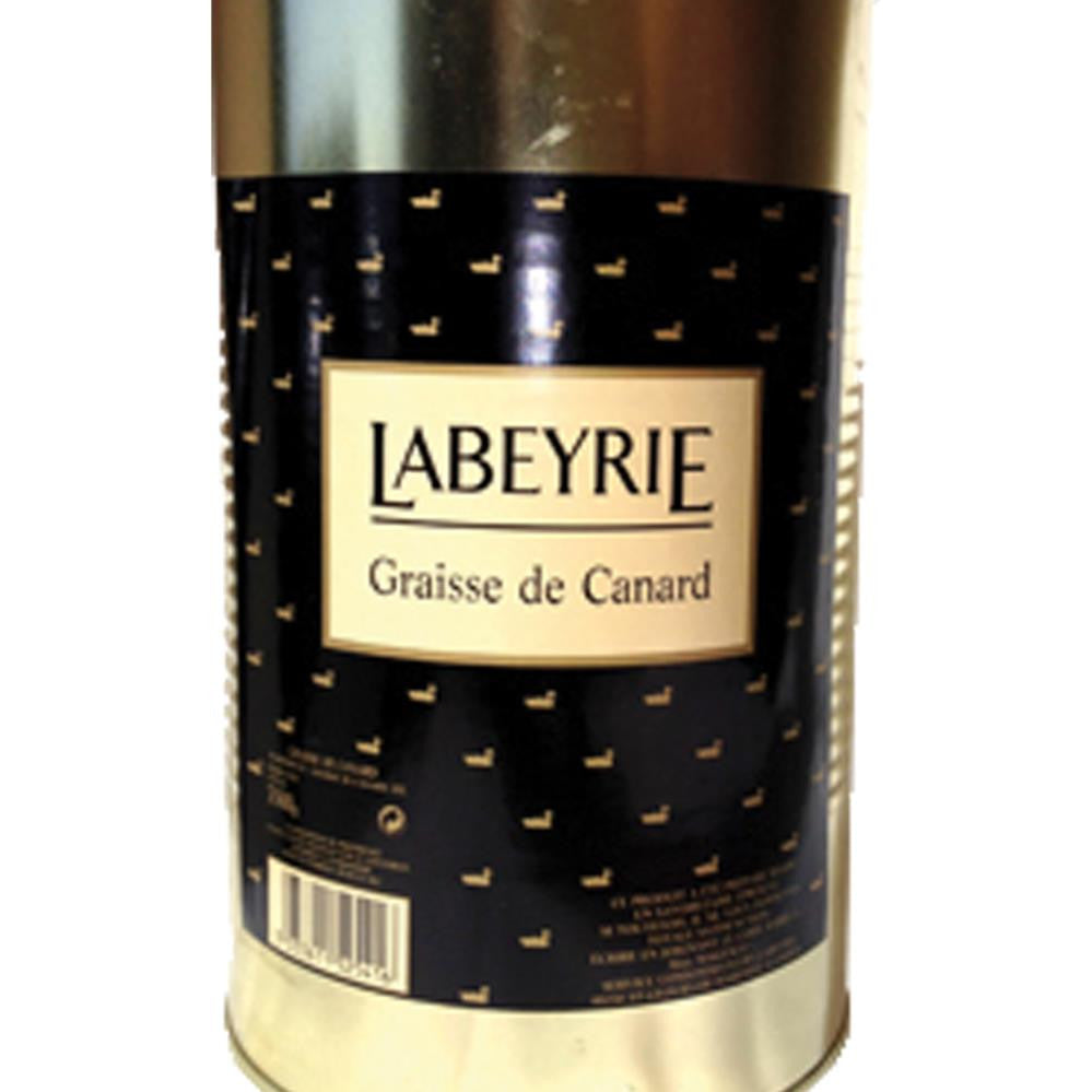 Labeyrie Duck Fat Tin 3.5kg - Graisse de Canard a cuisiner