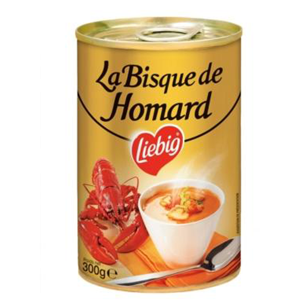 Lobster Bisque 300g - Liebig