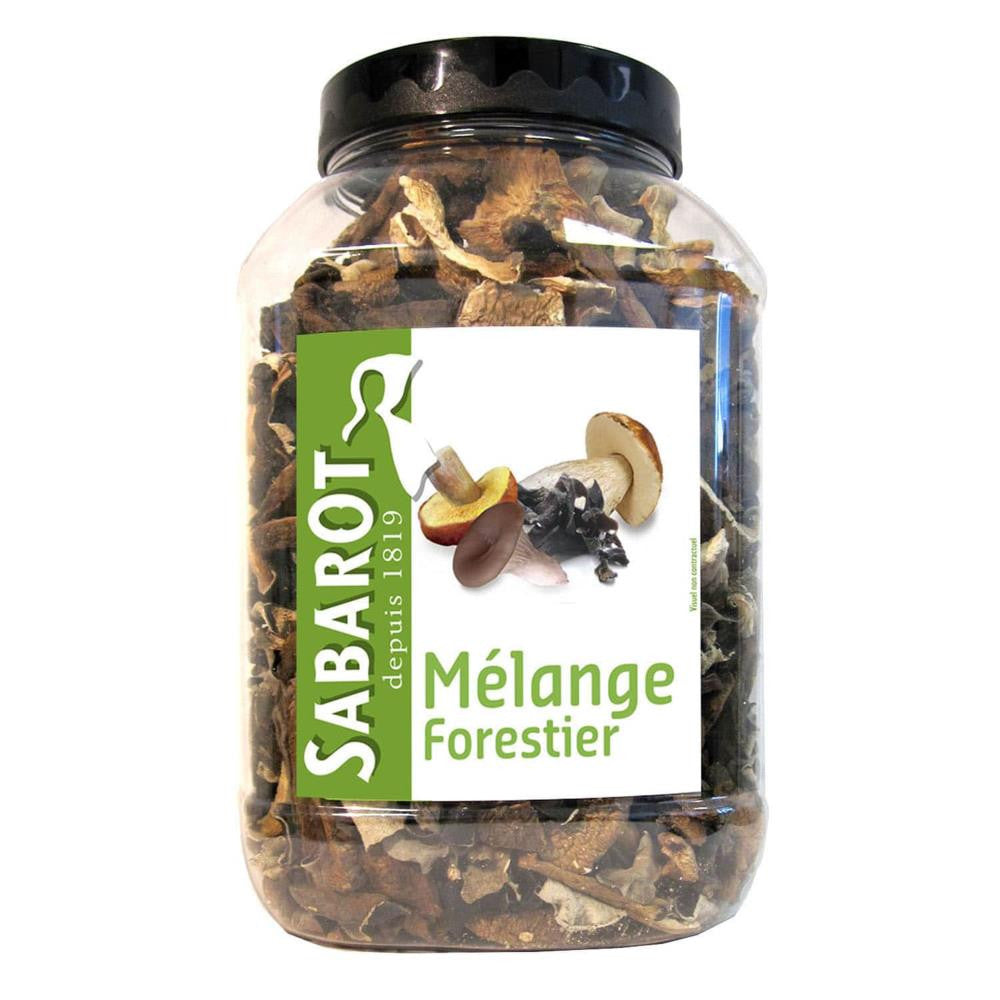 Mix Mushrooms 250g - Sabarot