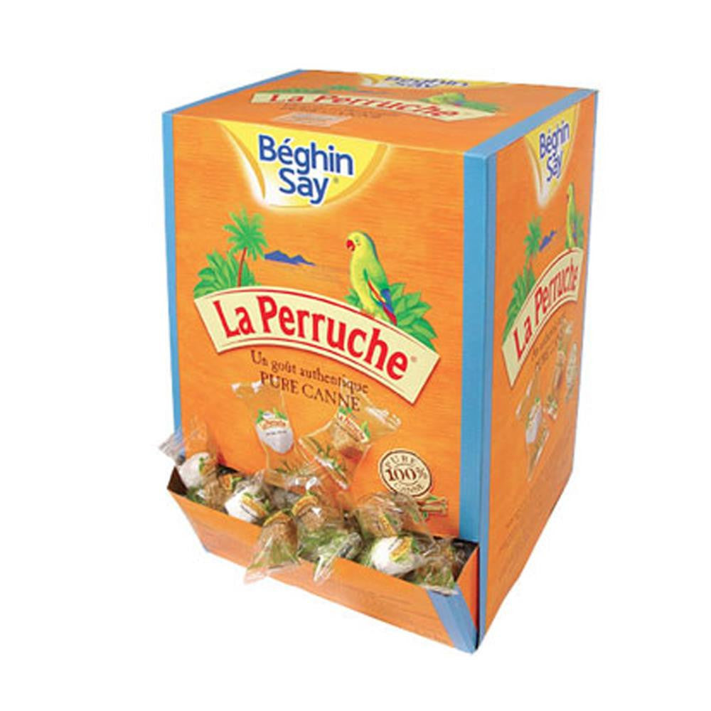 Wrapped Sugar Cubes 2.5kg La Perruche Beghin Say