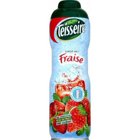 Teisseire Strawberry Syrup 60cl