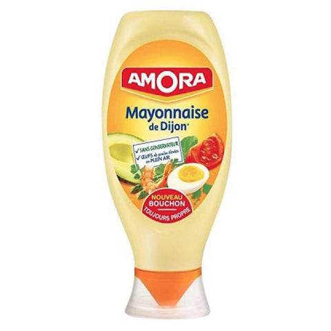 Mayonnaise Amora Flacon 710g