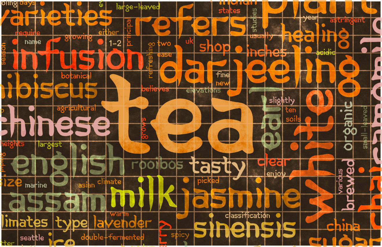 Tea History Tea Types Tea Making Rules