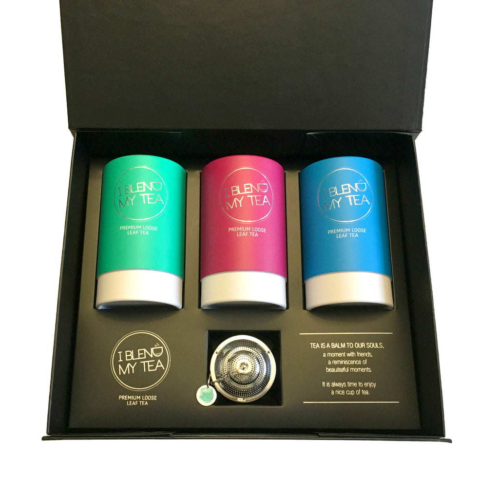 Gift Box - Green Teas