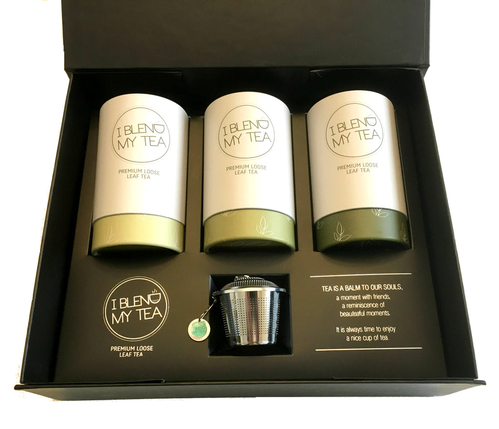 Gift Box - Black Teas