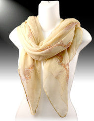 Bare Bones Fashion Scarf (Various Colors)
