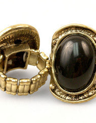 Antique Fashion Ring (Various Colors)