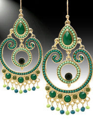 Chandelier Earrings (Various Colors)