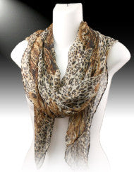 Jungle Fever Fashion Scarf