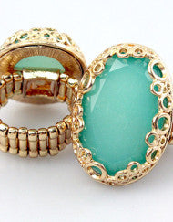 Lady Couture Fashion Ring (Various Colors)
