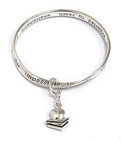 Charm Bracelet -Teacher Appreciation Twisted