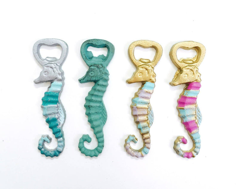 Sea Gypsy California - Seahorse Bottle Opener