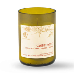 Rescued Wine - Cabernet Soy Candle Balance Collection