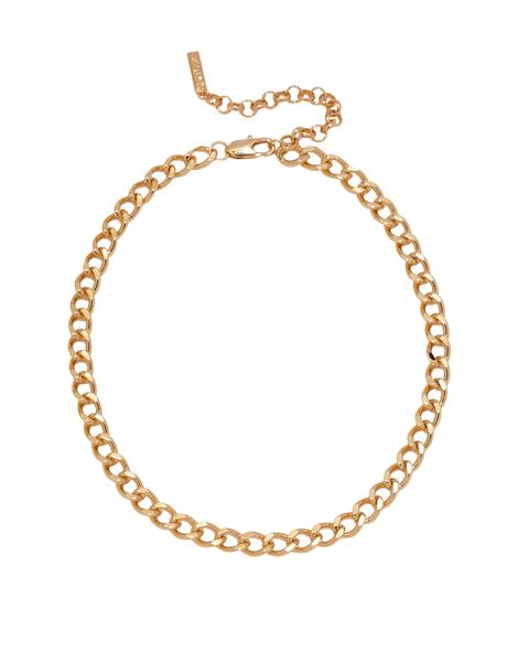 Gold Soho Necklace | LUV AJ