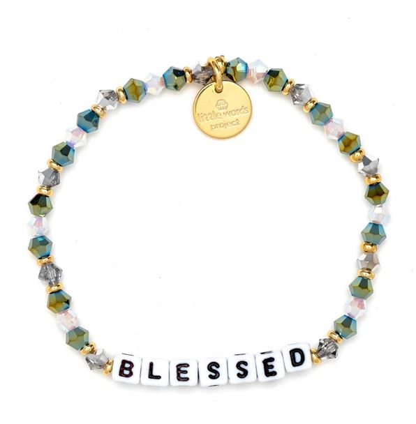 Blessed Bracelet - Little Words Project