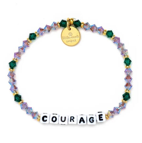 Courage Bracelet - Little Words Project