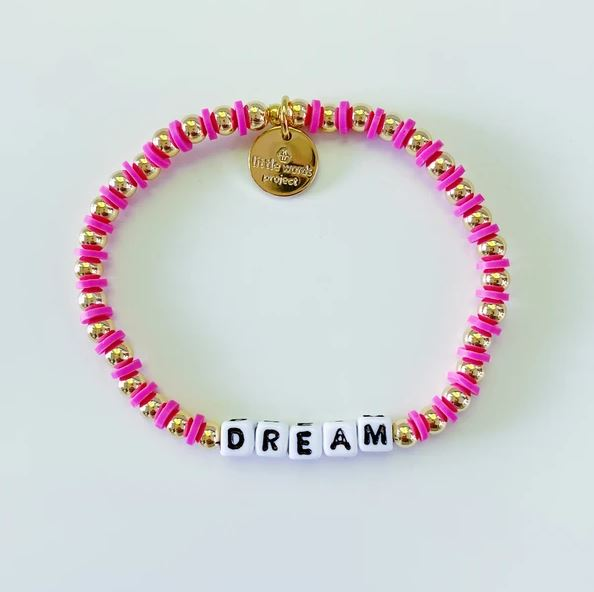 Dream Gold-Filled Bracelet - Little Words Project