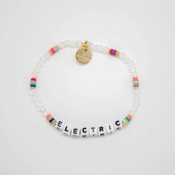 Electric Bracelet - Little Words Project