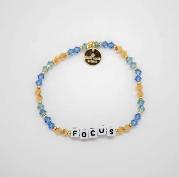 Focus Bracelet - Little Words Project