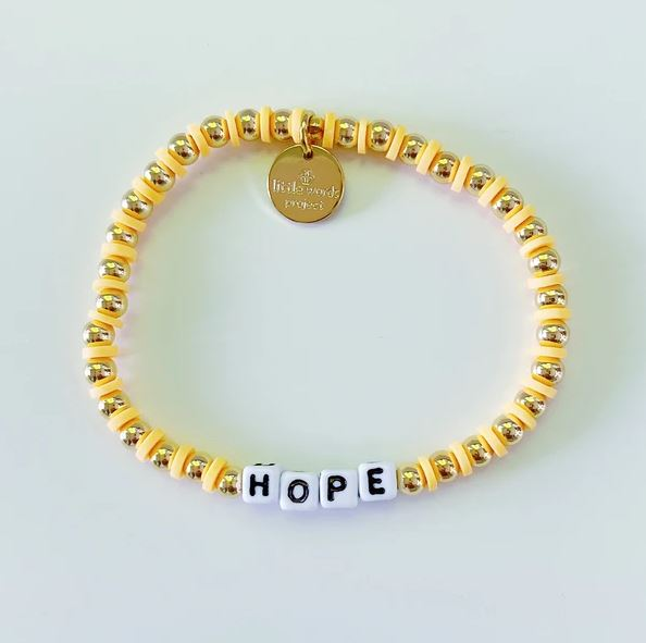 Hope Gold-Filled Bracelet - Little Words Project